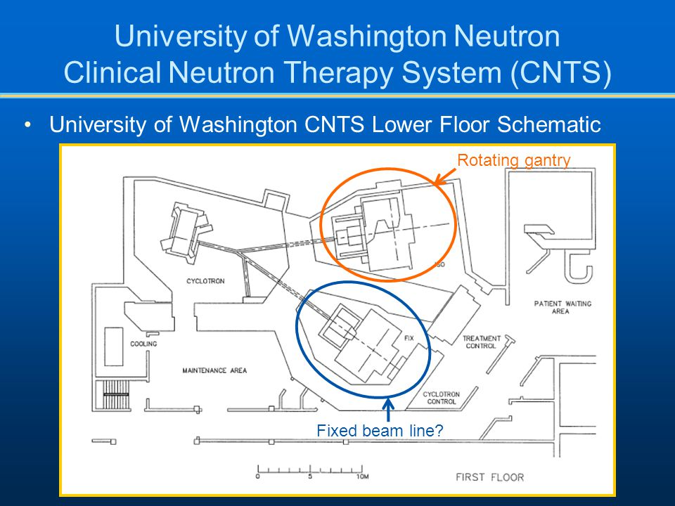 University of Washington Neutron Clinical Neutron Therapy System (CNTS)