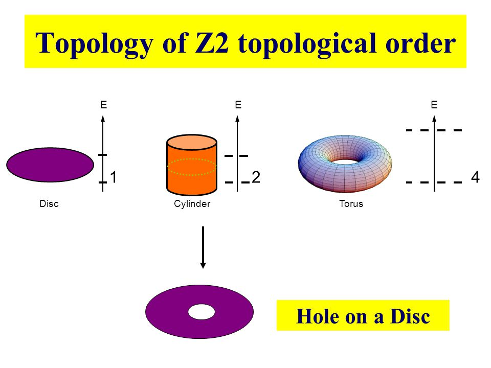 Topology of Z2 topological order