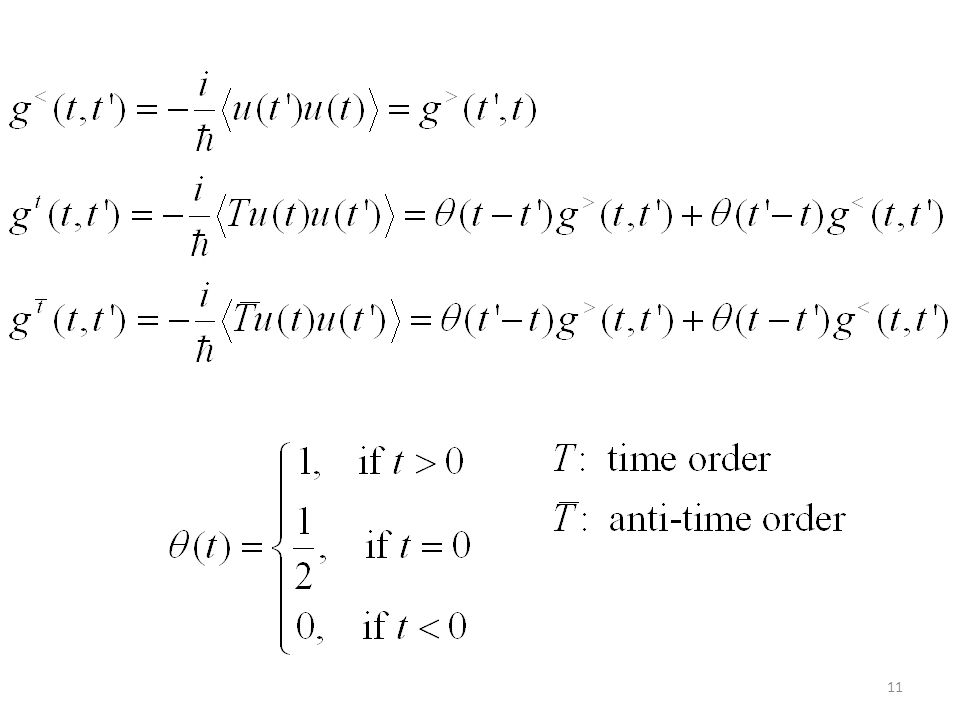 T, Ť are called super-operator, as it act on the operator, not in the vector of Hilbert space.