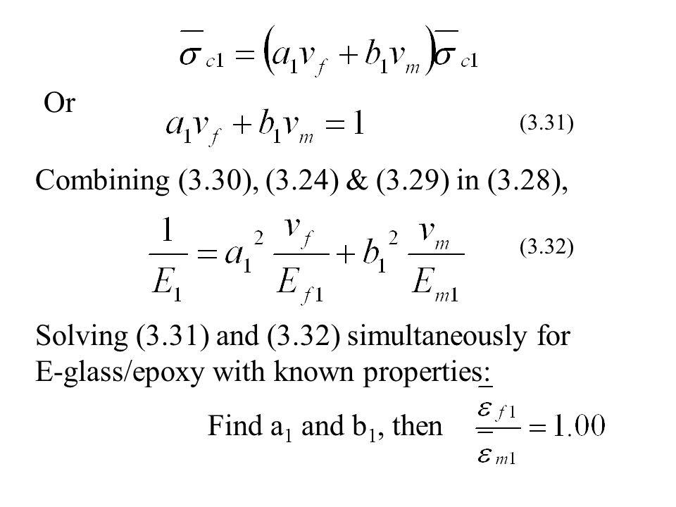 Combining (3.30), (3.24) & (3.29) in (3.28),