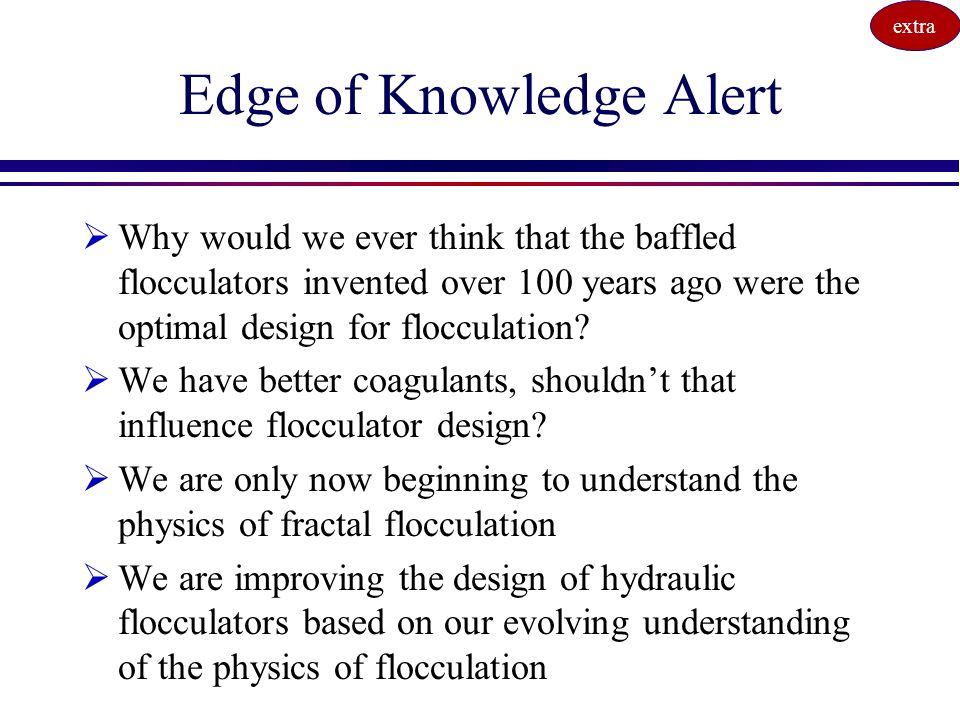 Edge of Knowledge Alert