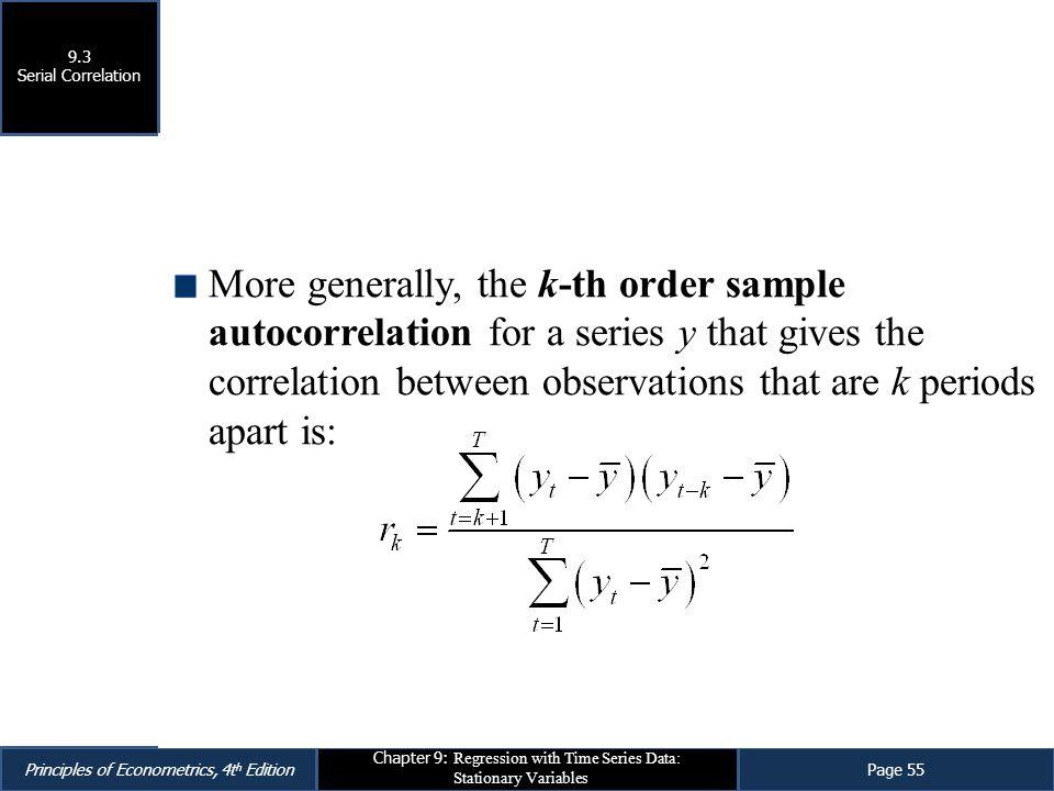 Computing Autocorrelation