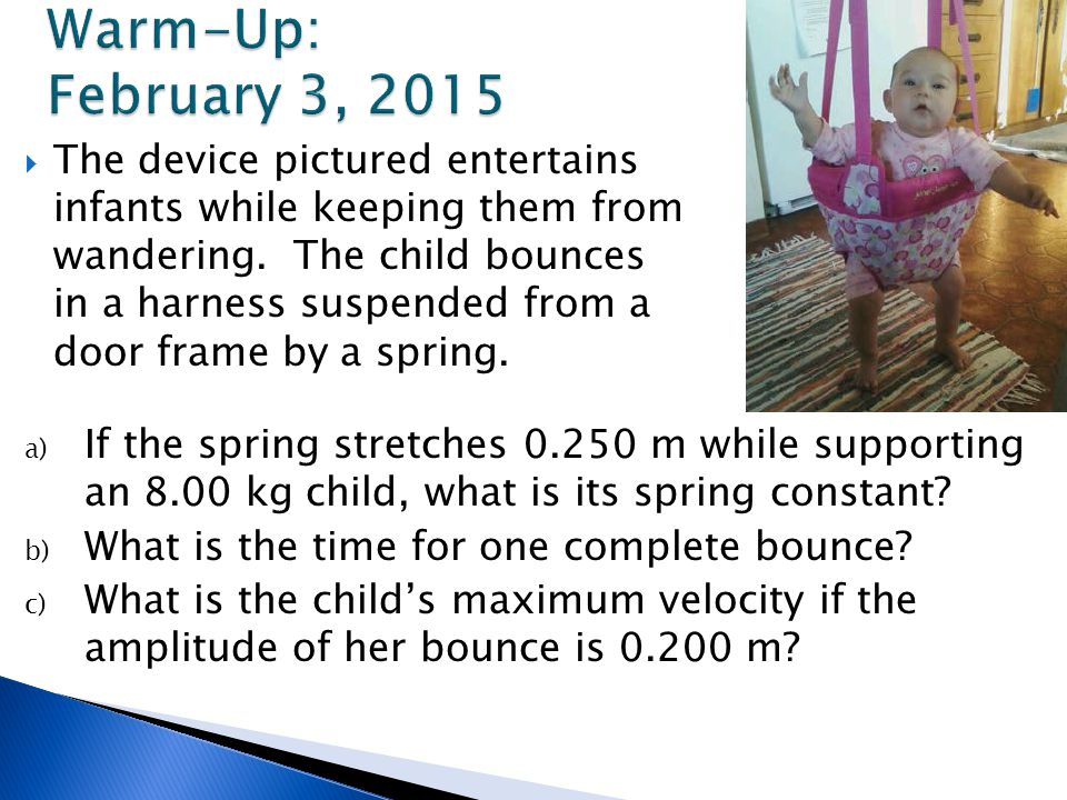 Warm-Up: February 3, 2015