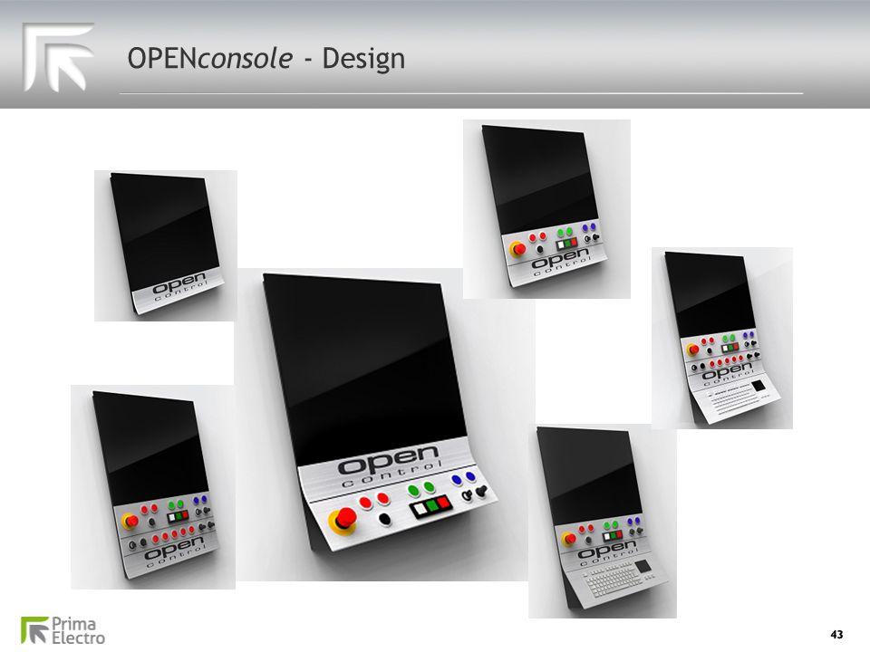 OPENconsole - Design