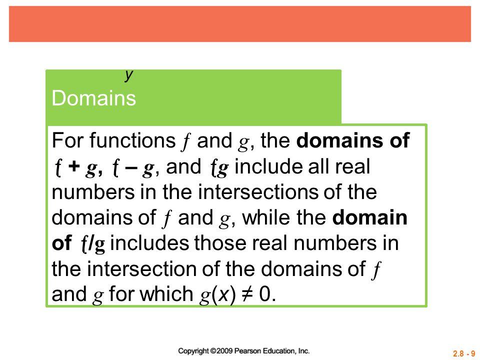 y Domains.