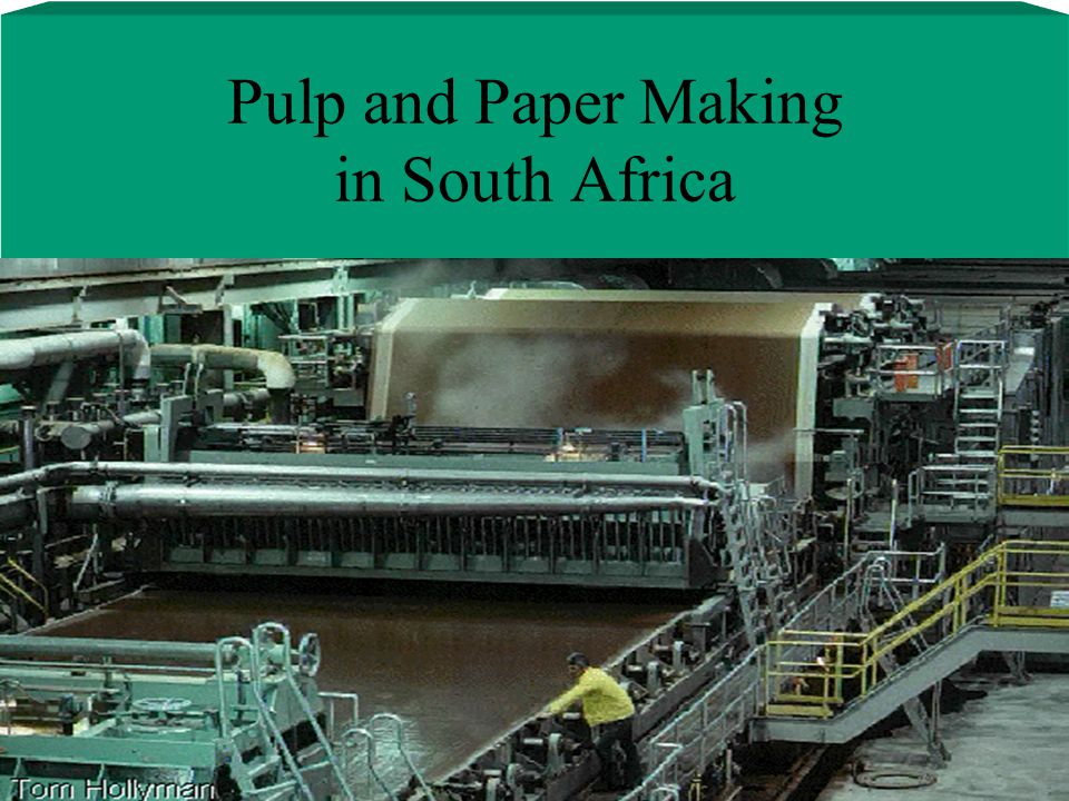 pulp and paper Overview and documents pulp, paper and paperboard effluent guidelines and standards(40 cfr part 430.