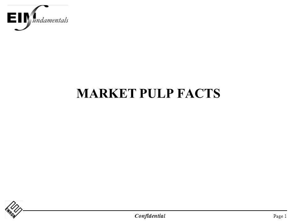 MARKET PULP FACTS