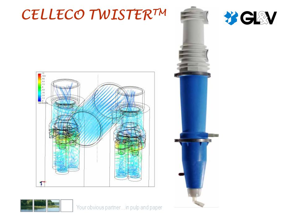 CELLECO TWISTERTM