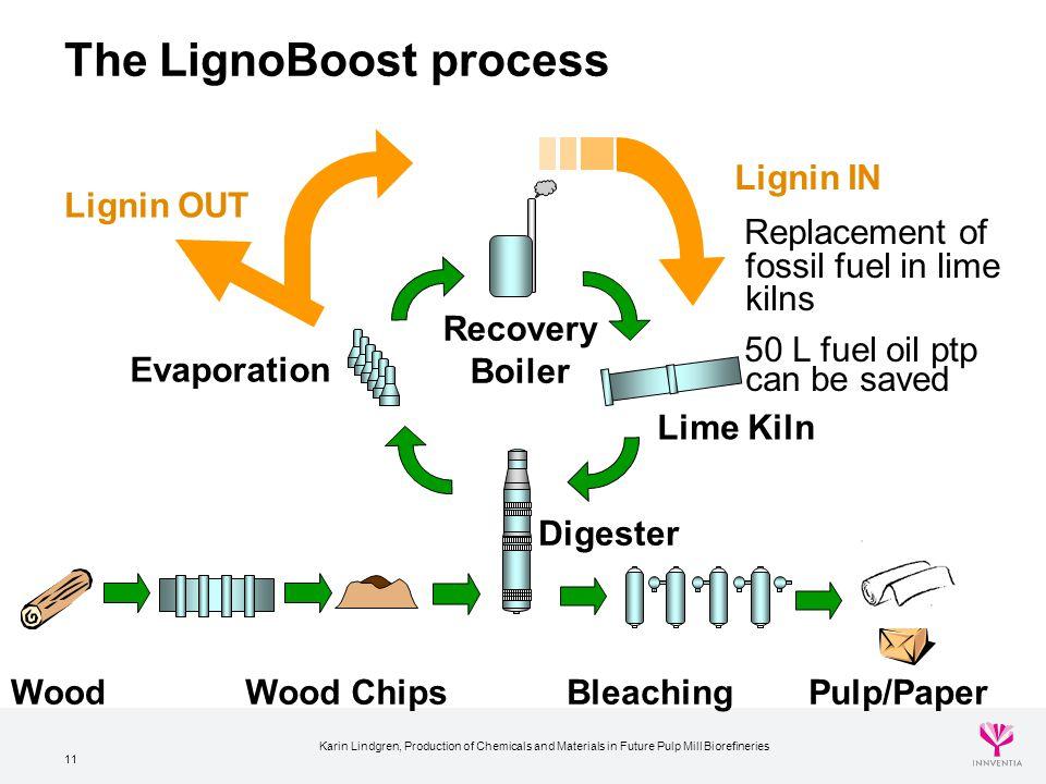 The LignoBoost process