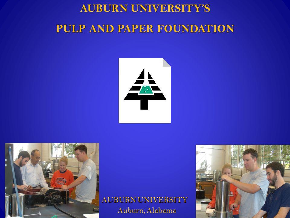 AUBURN UNIVERSITY Auburn, Alabama