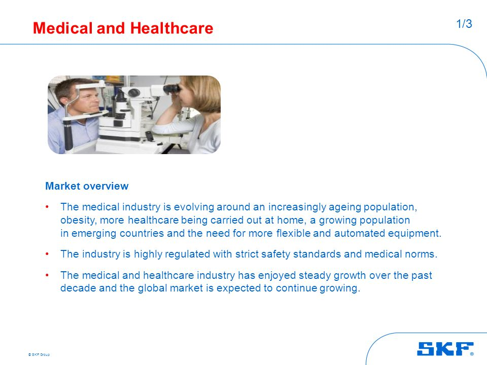 Medical and Healthcare