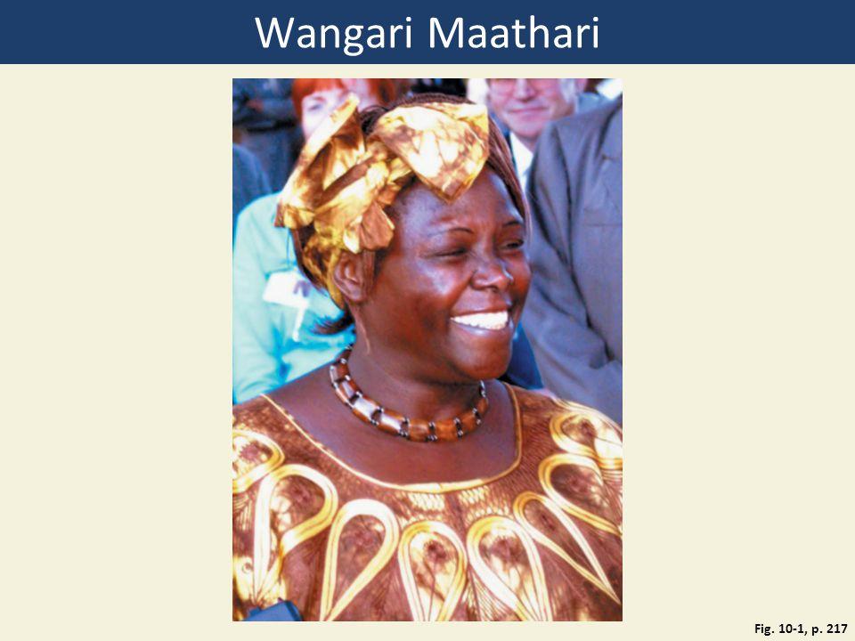 Wangari Maathari