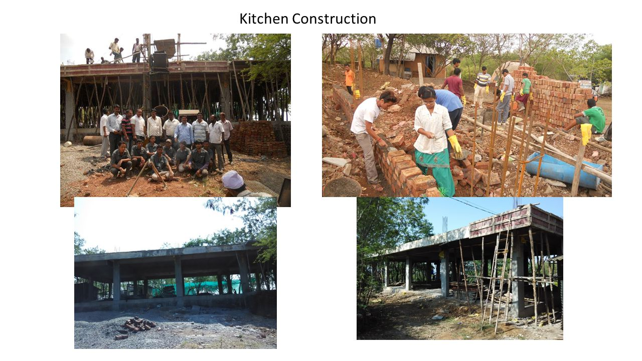 Kitchen Construction