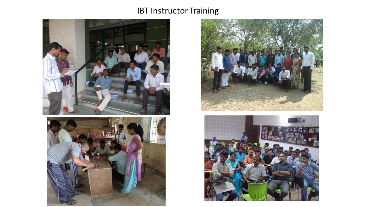 IBT Instructor Training