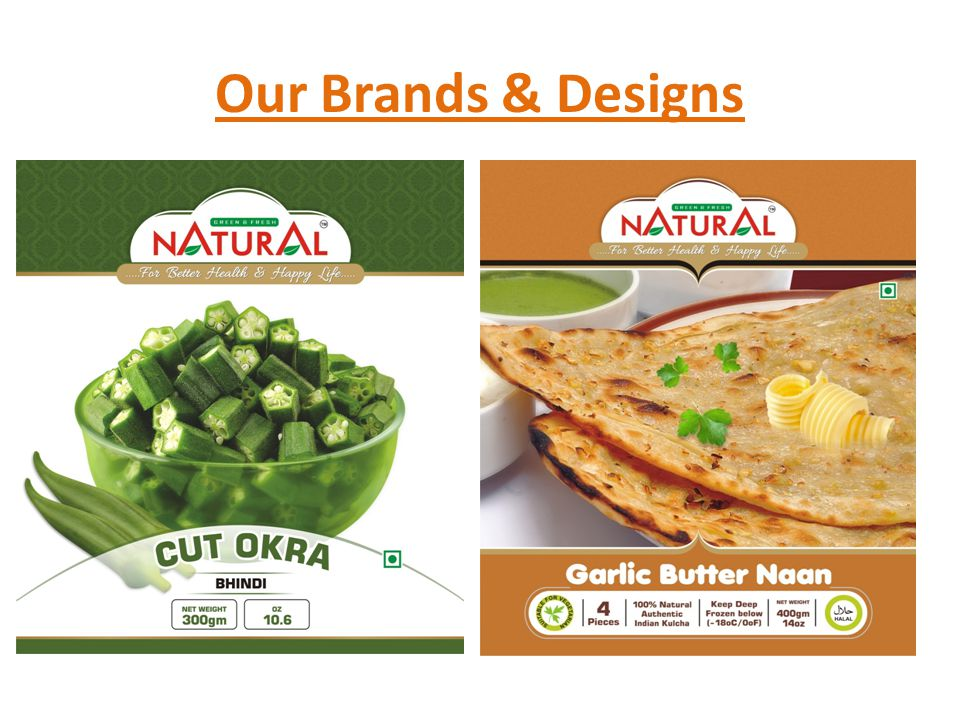 Our Brands & Designs