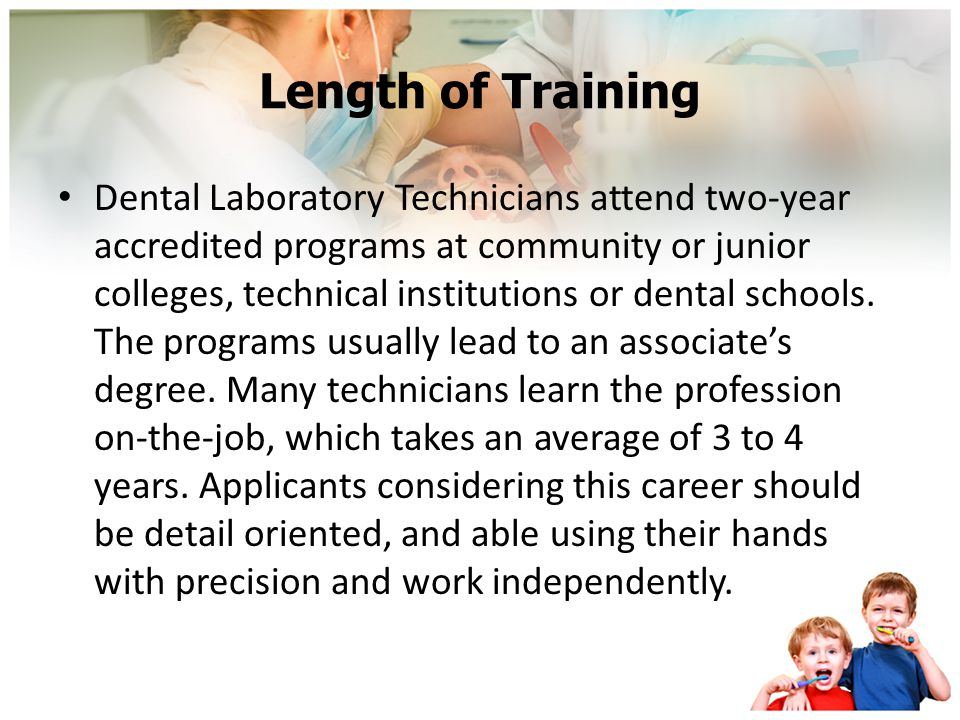 Length of Training