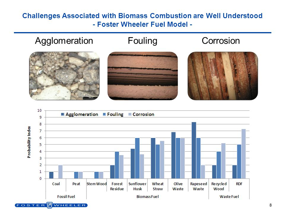 Technical Solutions for Biomass Combustion Advanced Biomass CFB (ABC) Technology