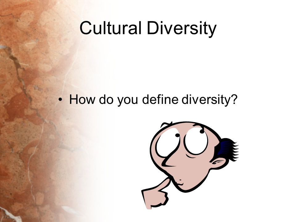 How do you define diversity