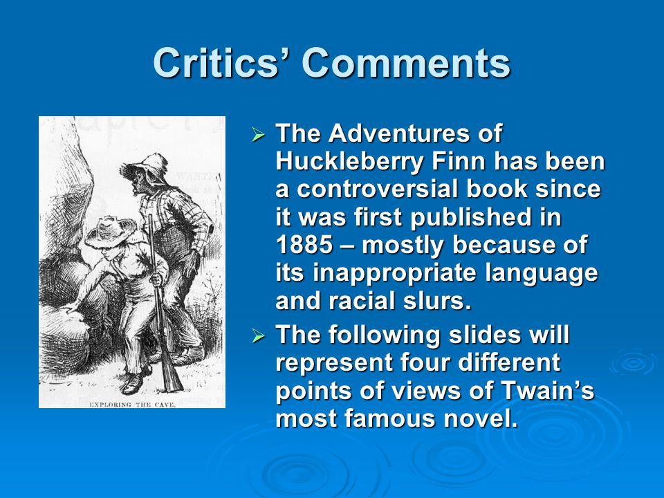 Critics' Comments