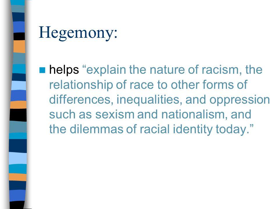 Hegemony:
