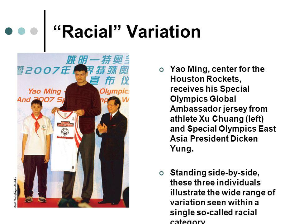 Racial Variation