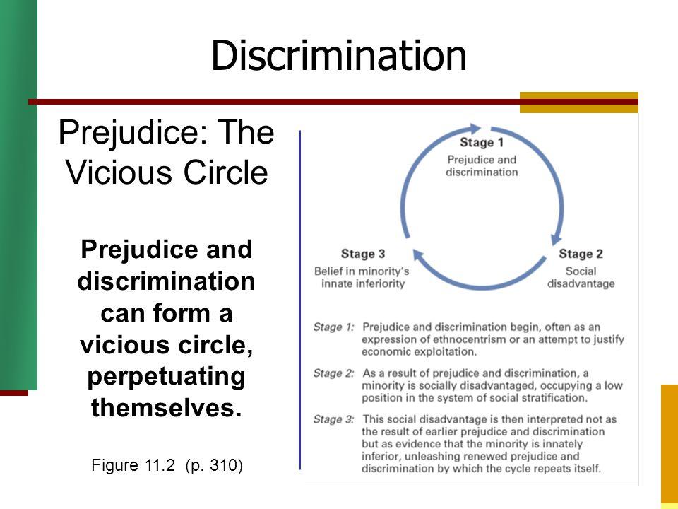 Prejudice: The Vicious Circle