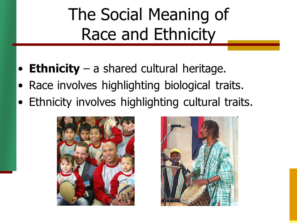 the definition of race in modern society The sociology of race and ethnicity is a vibrant subfield in which scholars focus on how these social categories shape society and our lives.