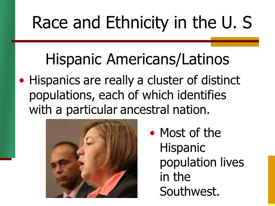 Hispanic Americans/Latinos