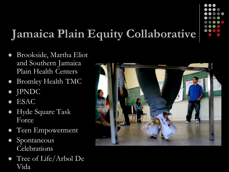 Jamaica Plain Equity Collaborative