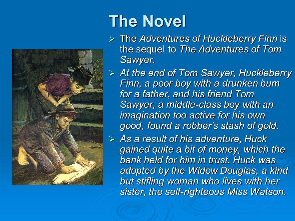 huckleberry finn and self reliance