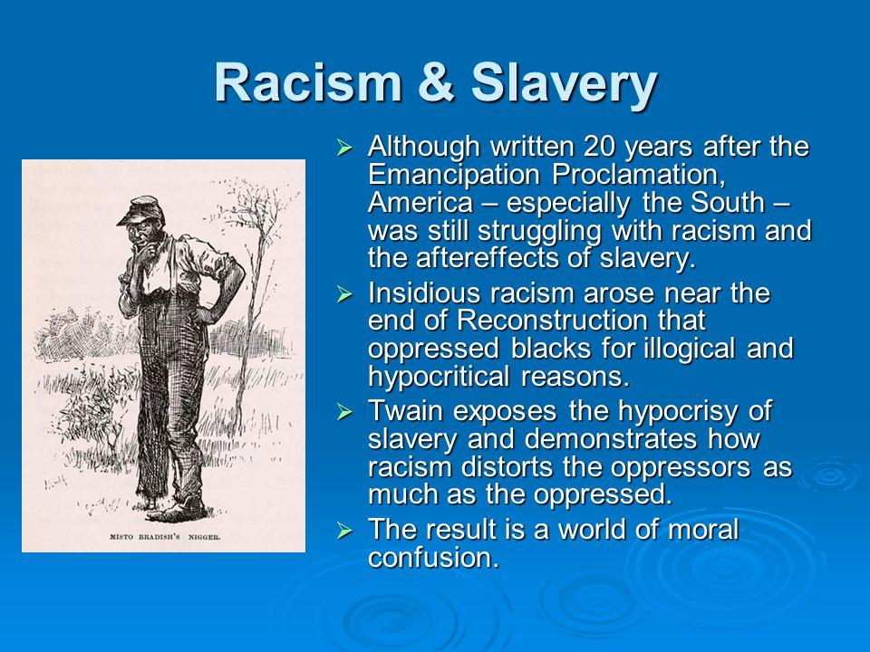 Racism & Slavery