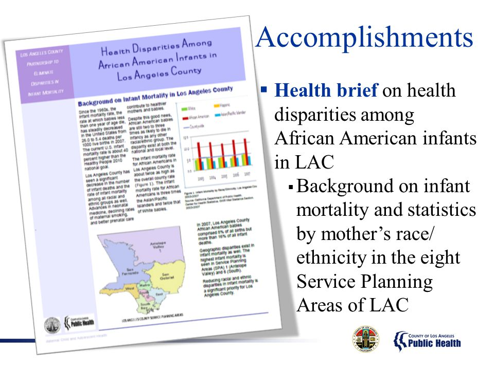 Racial and Ethnic Disparities in the Health and Health Care of Children