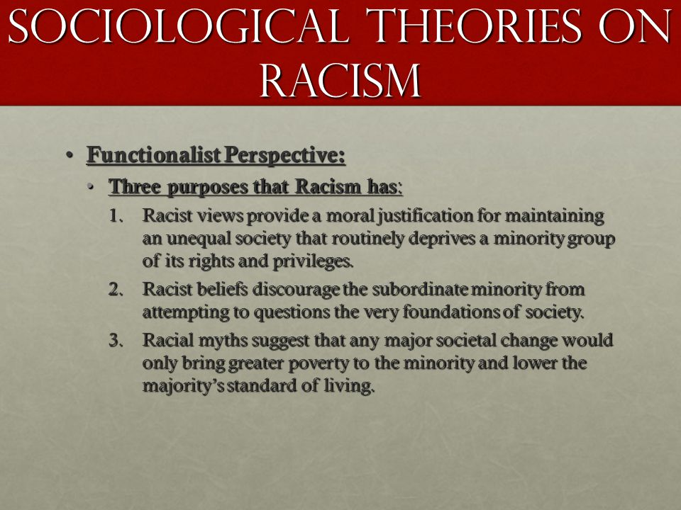 what types functions would functionalist claim