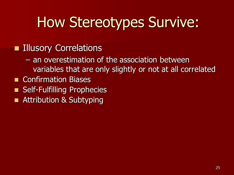 Stereotypes Self Fulfilling Prophecy Term Paper Service