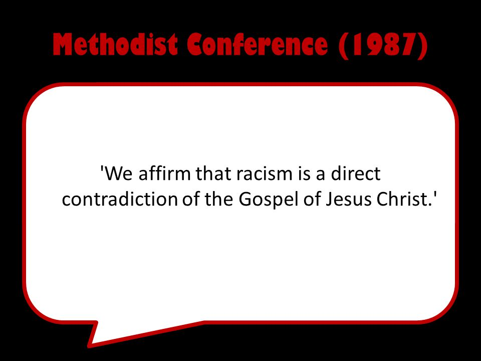 Methodist Conference (1987)