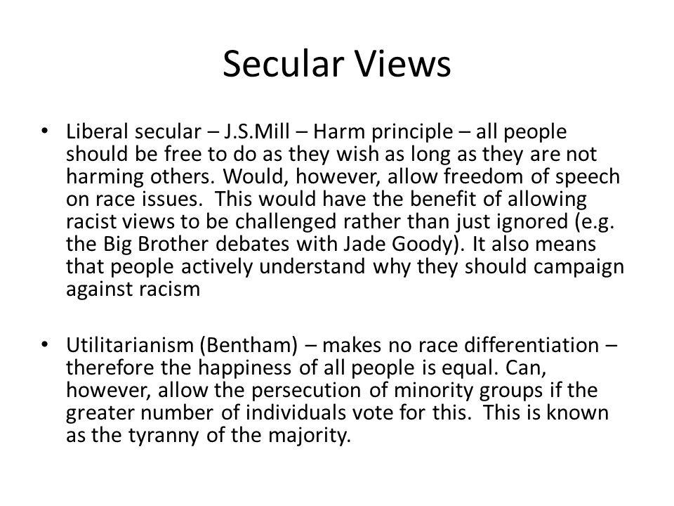Secular Views