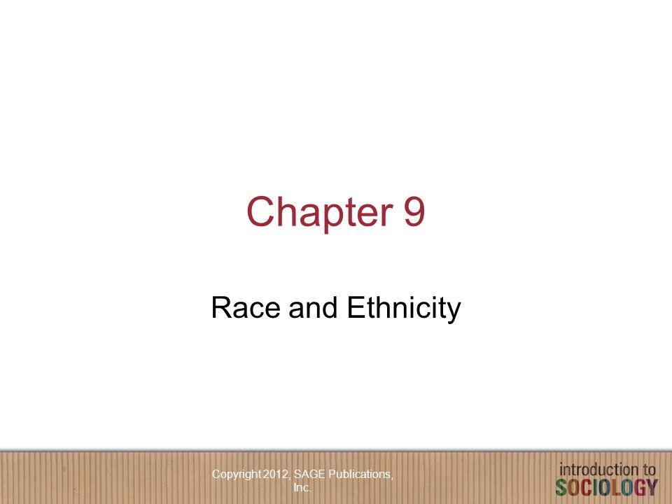Copyright 2012, SAGE Publications, Inc.