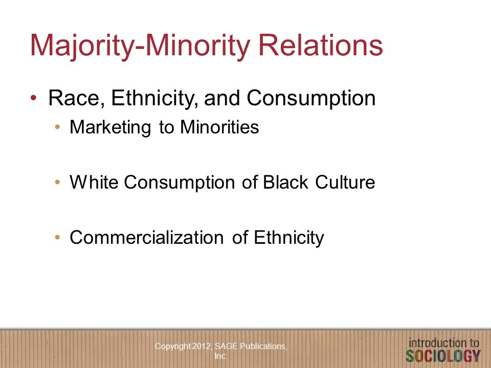 Majority-Minority Relations