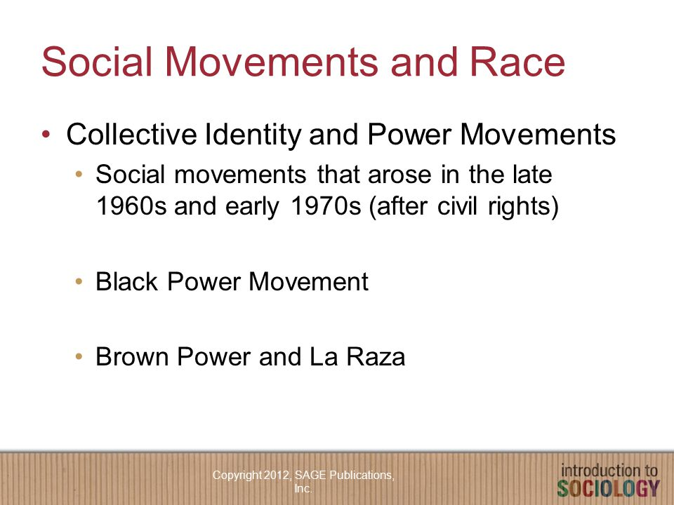 Social Movements and Race
