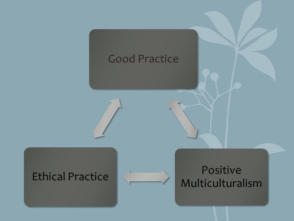 Positive Multiculturalism