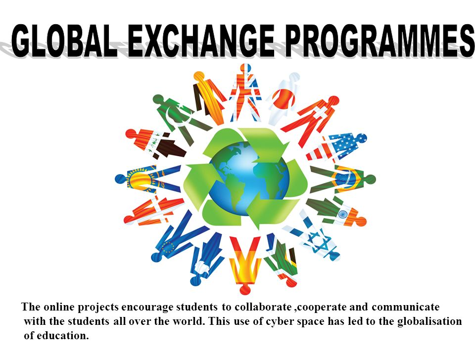 GLOBAL EXCHANGE PROGRAMMES
