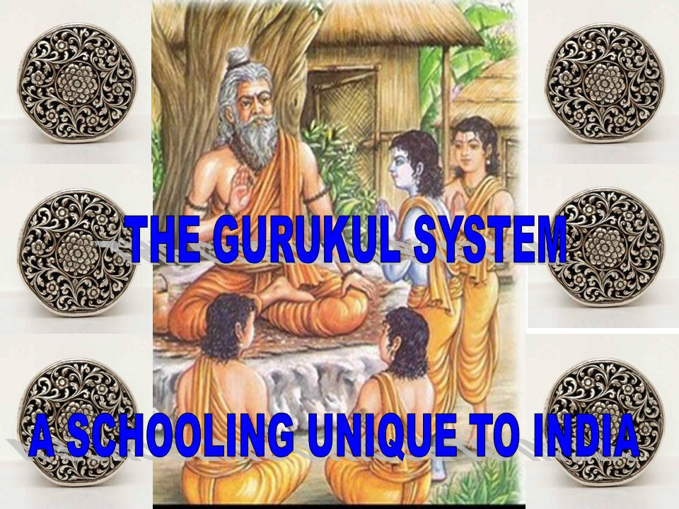 A SCHOOLING UNIQUE TO INDIA