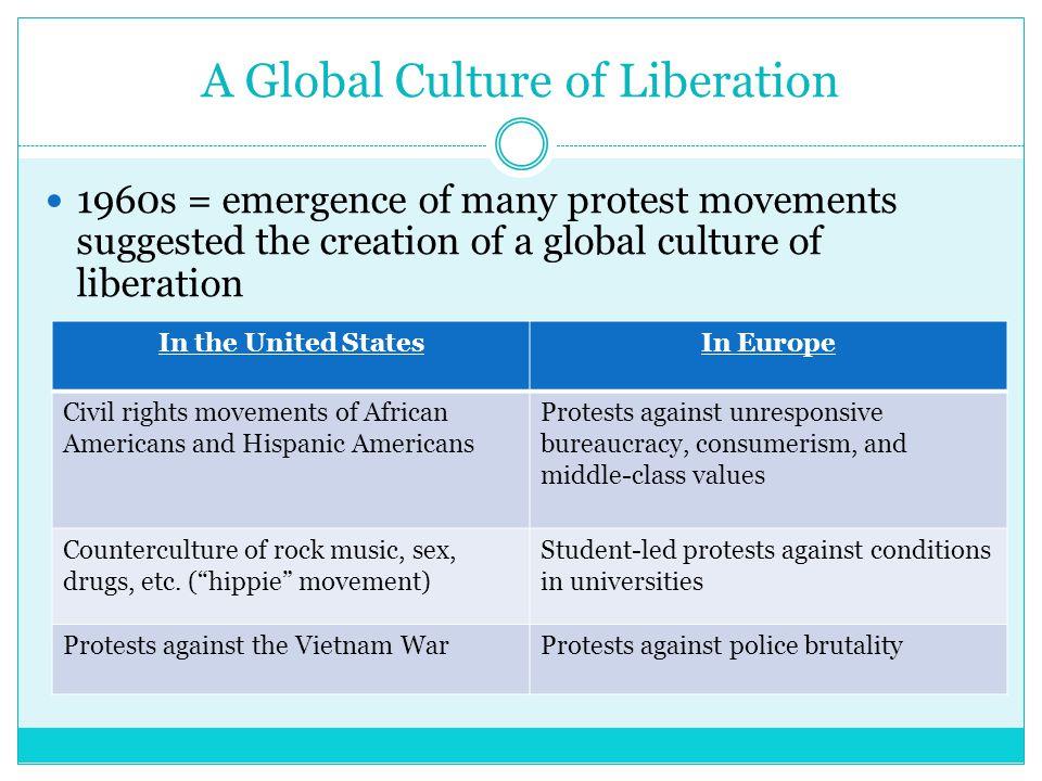 A Global Culture of Liberation