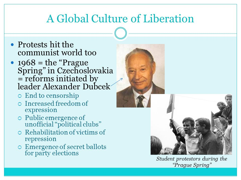 A Global Culture of Liberation