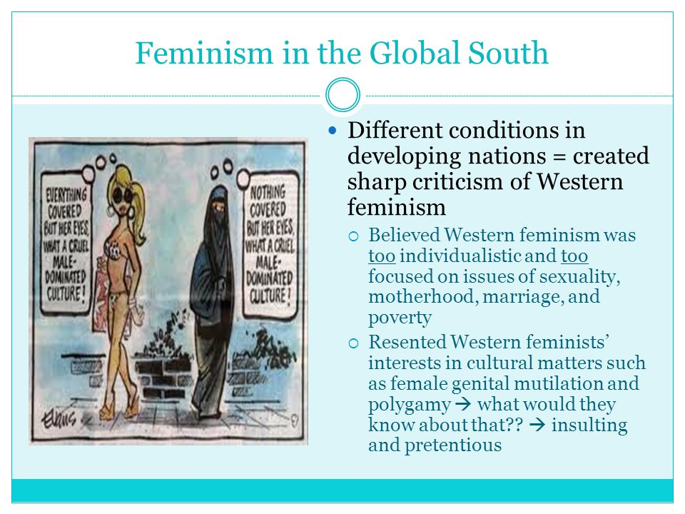 Feminism in the Global South