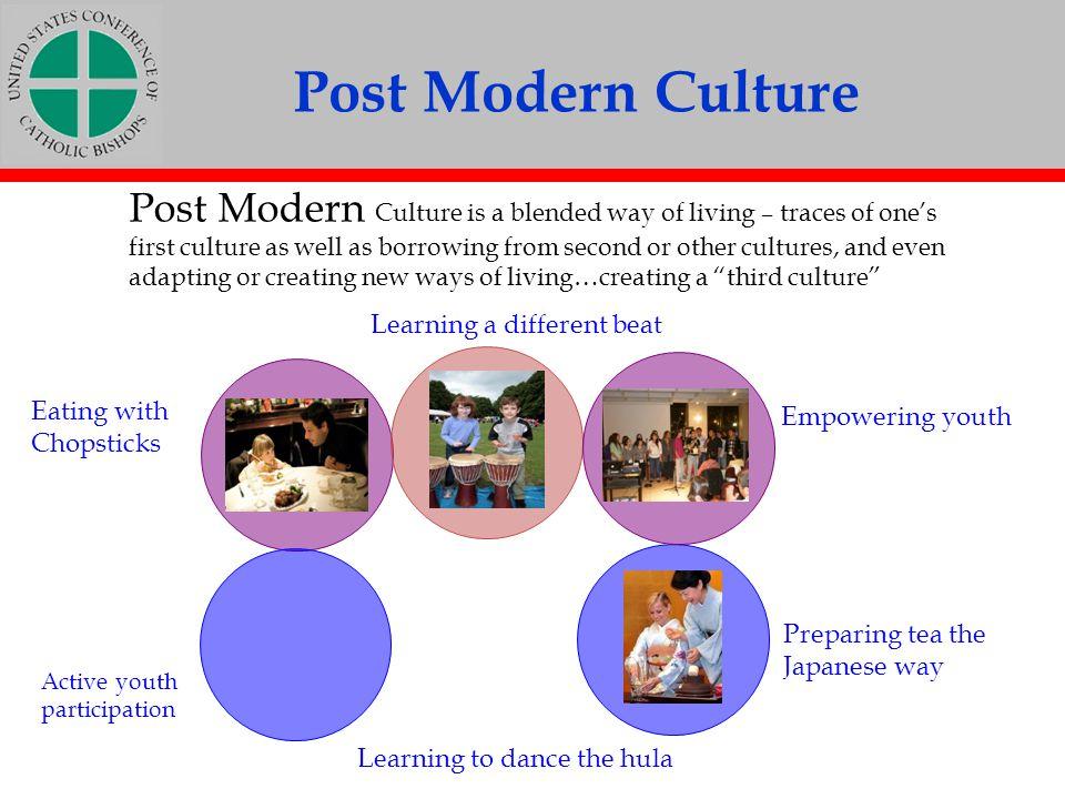 Post Modern Culture