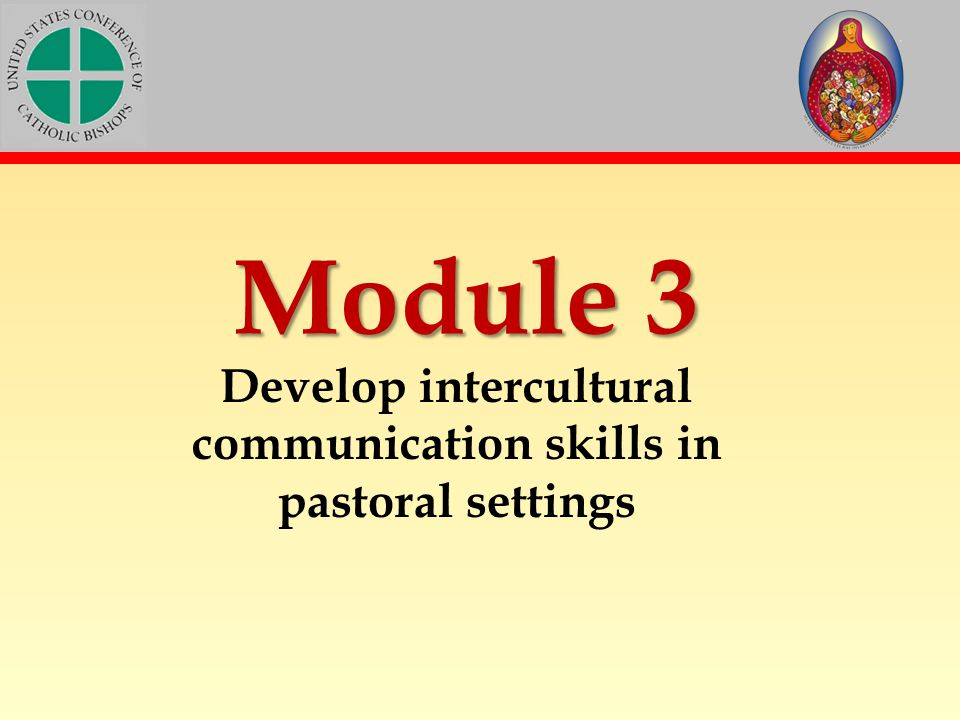Develop intercultural communication skills in pastoral settings