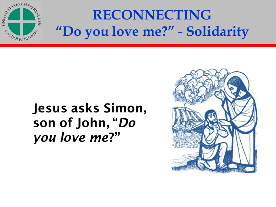 RECONNECTING Do you love me - Solidarity