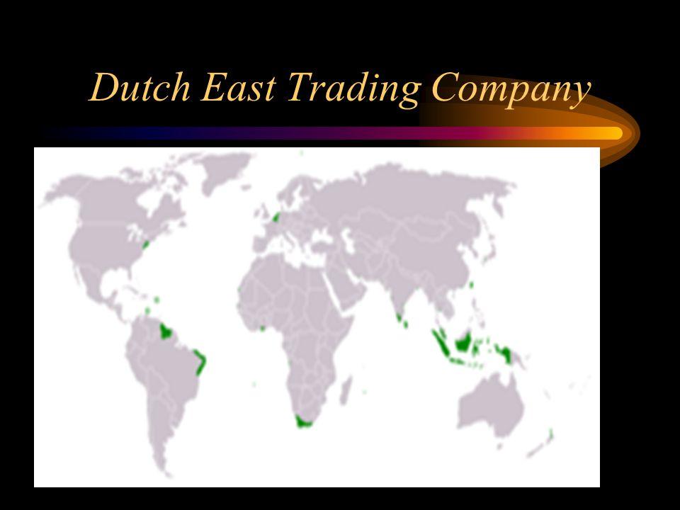 Dutch East Trading Company