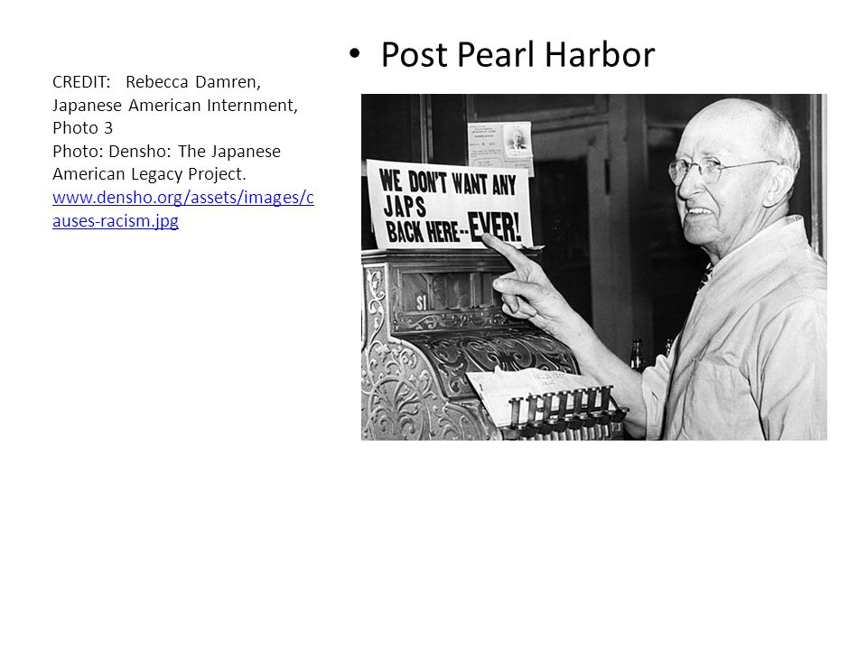 Post Pearl Harbor